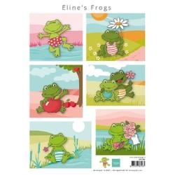 (AK0084)Eline's Frogs