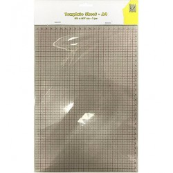 (TPS001)Plastic Template for Stamping buddy-Pro