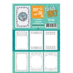 (CODOA605)Dot and Do - Cards Only - Set 05