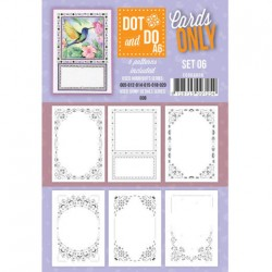 (CODOA606)Dot and Do - Cards Only - Set 06