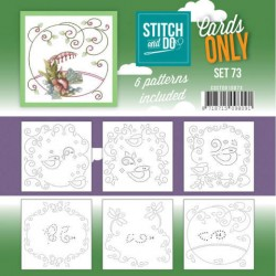 (COSTDO10073)Cards Only Stitch 4K - 73