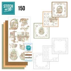 (STDO150)Stitch and Do 150 - Yvonne Creations - Newborn