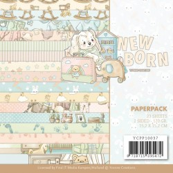 (YCPP10037)Paperpack - Yvonne Creations - Newborn