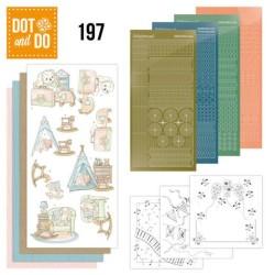 (DODO197)Dot and Do 197 - Yvonne Creations - Newborn