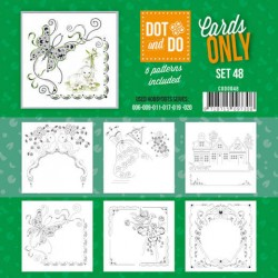 (CODO048)Dot and Do - Cards Only - Set 48