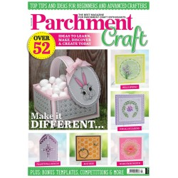 (PC2021-02)Parchment Craft Magazine 2021 March April ENG