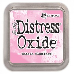 (TDO72614)Tim Holtz distress oxide Kitsch flamingo