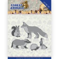 (ADD10234)Dies - Amy Design - Forest Animals - Forest Animals 2