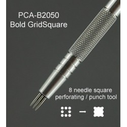 (PCA-B2050)BOLD GridSquare Perforating/Punch Tool