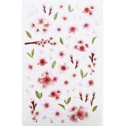 (740019-17)Stafil mini stickers Water Blossom