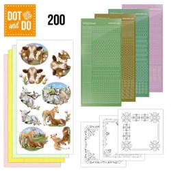 (DODO200)Dot and Do 200 - Amy Design - Enjoy Spring