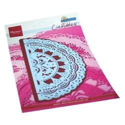 (LR0701)Creatables Petra's Gate Folding Floral