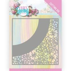 (ADD10236)Dies - Amy Design - Enjoy Spring - Flower Frame