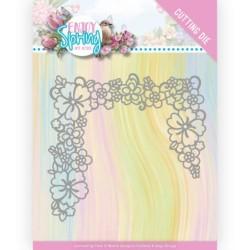 (ADD10237)Dies -Amy Design - Enjoy Spring - Flower Edge