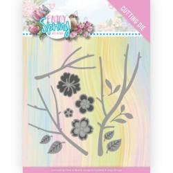 (ADD10242)Dies - Amy Design - Enjoy Spring - Blossom Branch