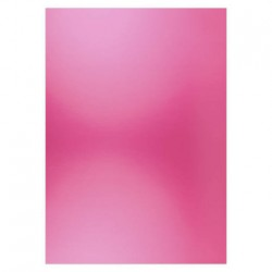 (CDEMCP012)Card Deco Essentials - Metallic cardstock - Bright Pink