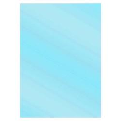 (CDEMCP021)Card Deco Essentials - Metallic cardstock - Sky Blue