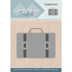 (CDEMIN10001)Card Deco Essentials - Mini Dies - Suitcase