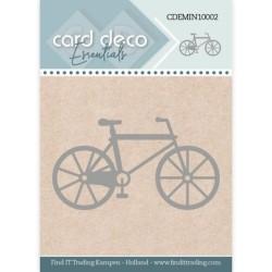 (CDEMIN10002)Card Deco Essentials - Mini Dies - Bike