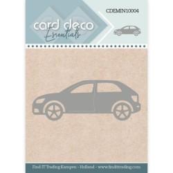 (CDEMIN10004)Card Deco Essentials - Mini Dies - Car