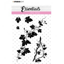 (SL-ES-STAMP23)Studio light Stamp Flowers/leaves Essentials nr.23