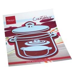 (LR0705)Creatables Cooking pots