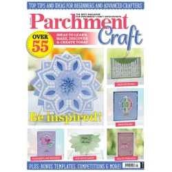 (PC2021-03)Parchment Craft Magazine 2021 May June ENG