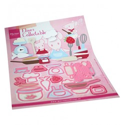 (COL1493)Collectables Eline's Kitchen accessories