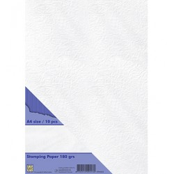 (STPA002)Nellie's Choice Stamping Paper White A4