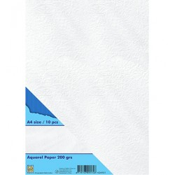 (AQAP001)Nellie's Choice Water Colorpaper Smooth texture 200grs