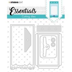(SL-ES-CD11)Studio Light SL Cutting Die Instant film photo frames Essentials nr.11