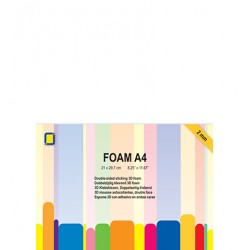 (3.3238)3D Foam A4, 2mm 1 sheet