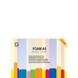 (3.3243)3D Foam A5, 3mm 2 sheets