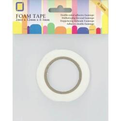 (3.3005)3D Foam Tape 2 m x 12 mm x 0,5 mm
