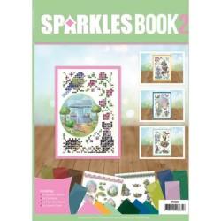 (SPDOA6002)Sparkles Book A6 - 2