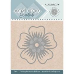 (CDEMIN10006)Card Deco Essentials - Mini Dies - Flower
