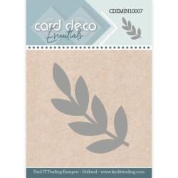 (CDEMIN10007)Card Deco Essentials - Mini Dies - Leaves