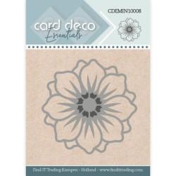 (CDEMIN10008)Card Deco Essentials - Mini Dies - Flower