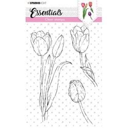 (SL-ES-STAMP59)Studio light Stamp Tulip Essentials nr.59
