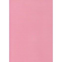 Carton perforé 21*29 cm rose