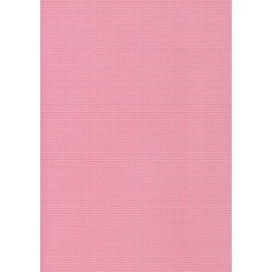 Perforated cardboard 21 * 29 cm pink