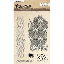 (STAMPBJ03)Studio light Stamp Essentials By Jolanda de Ronde nr.3