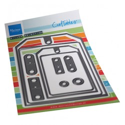 (CR1551)Craftables Big tag