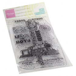 (MM1643)Art stamps Toys for boys