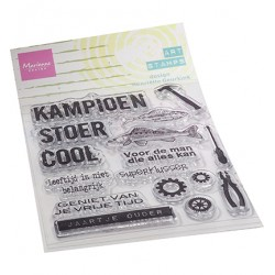 (MM1647)Art stamps Kampioen