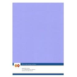 (LKK-A461)Linen Cardstock - A4 - Lavender