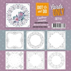 (CODO051)Dot and Do - Cards Only - Set 51
