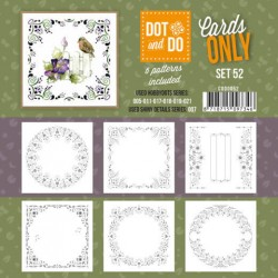 (CODO052)Dot and Do - Cards Only - Set 52