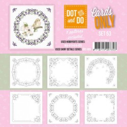 (CODO053)Dot and Do - Cards Only - Set 53