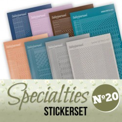 (SPECSTS020)Specialties 20 stickerset